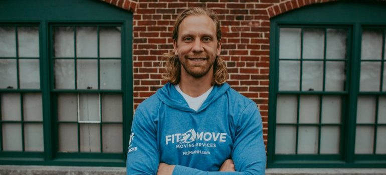 a founder of Fit Move - Michael